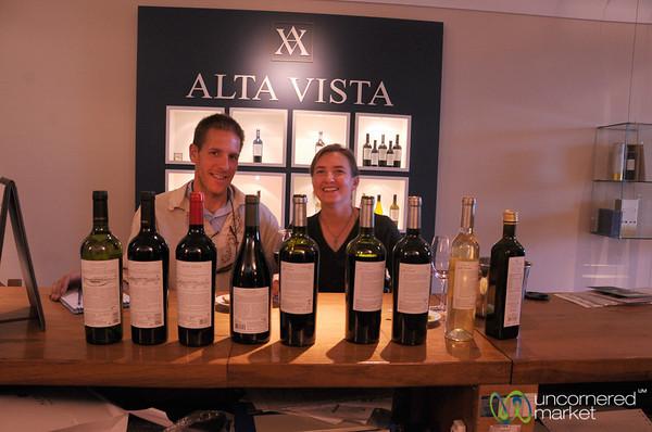 Wine Tasting at Alta Vista - Mendoza, Argentina