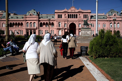 Argentina, Mothers of the Plaza de Mayo (Panetta)