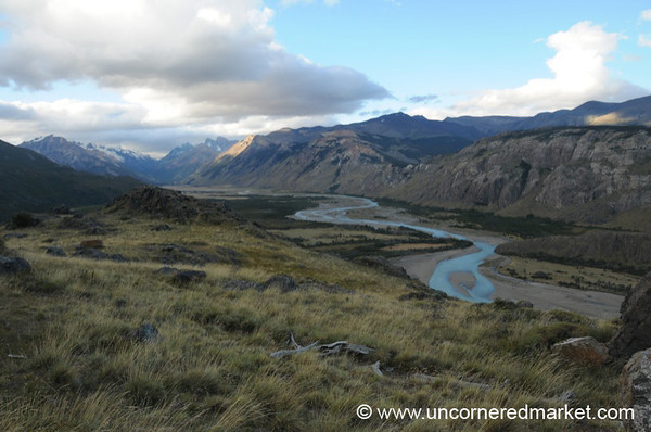 River Valleys and Mountains - El Chalten, Argentina
