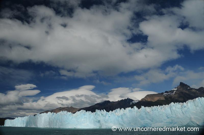 Angled Glacier - El Calafate, Argentina