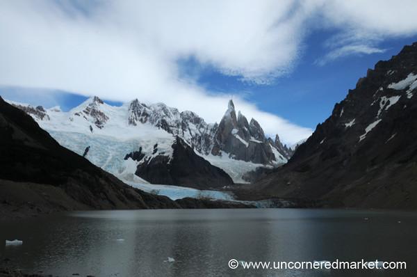 Torre Lagoon Outside El Chalten, Argentina
