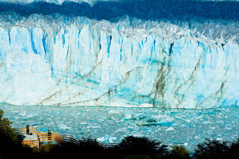 Perito Moreno glacier, Argentina