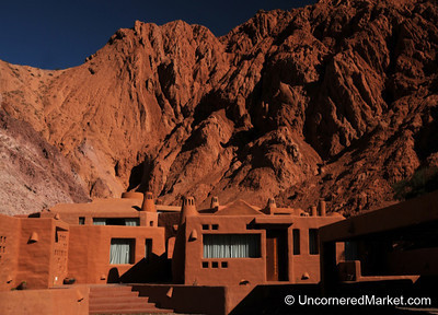 Architecture Blending In With Nature - Purmamarca, Argentina