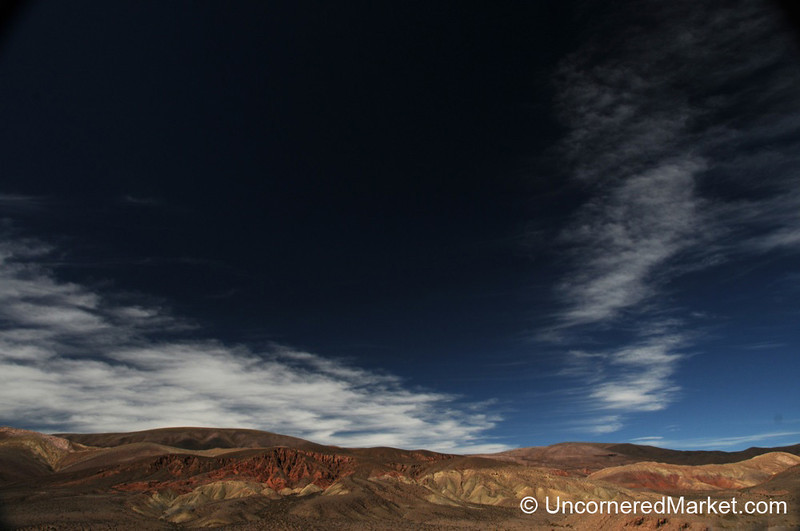 Big Sky Country - Northwestern Argentina