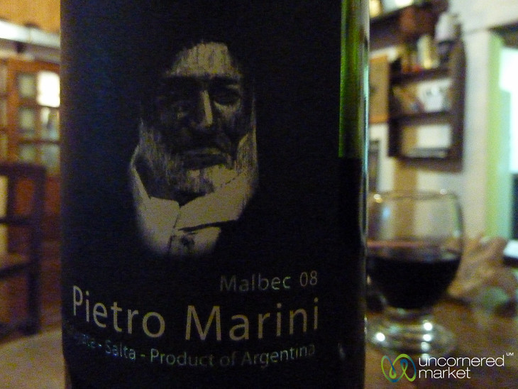 Pietro Marini Wine - Cafayate, Argentina