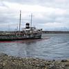 Ushuaia Boat Wreck