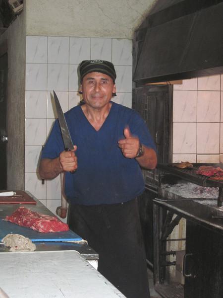 BBQ Chef in Mendoza