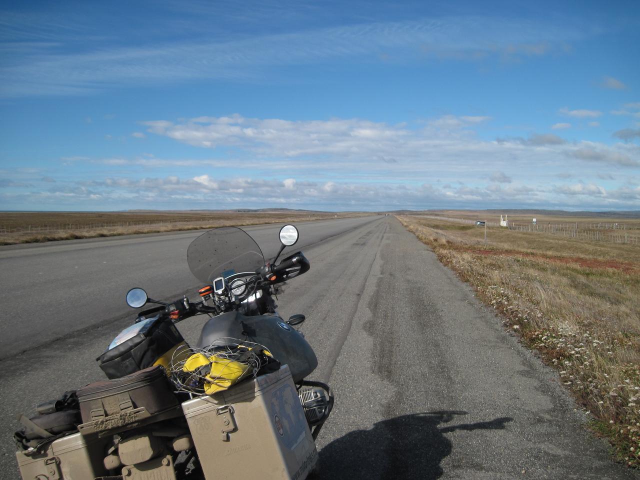 Ruta 2, Tierra Del Fuego