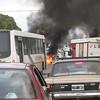 Trucker Striike at Bahia Blanca
