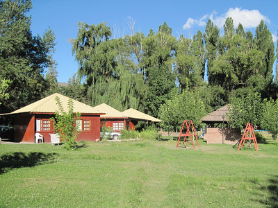Cabana in Uspallata