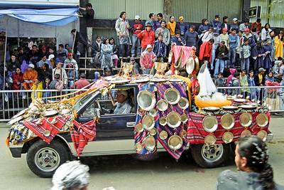 The Oruro Carnival...the biggest in Bolivia!