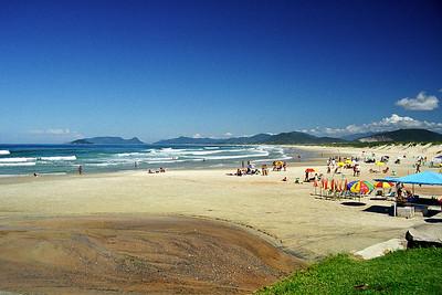 Joaquina Beach...