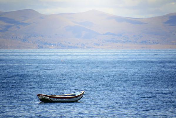 Bolivia, Titicaca Lake and Sun Island