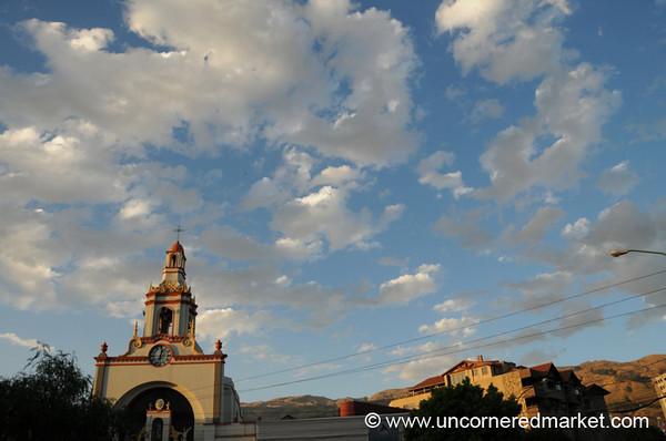 Rocoleta in Cochabamba, Bolivia