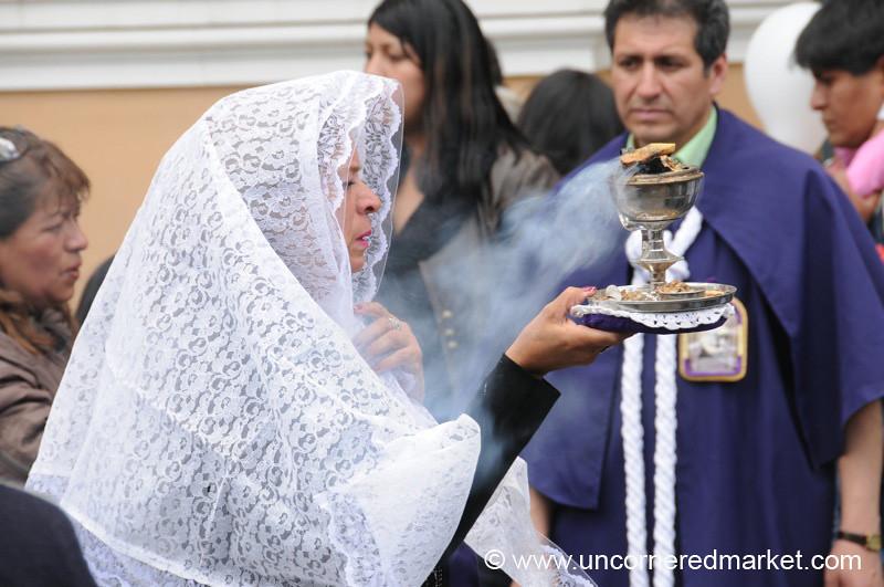 Procession of the Dead - La Paz, Bolivia
