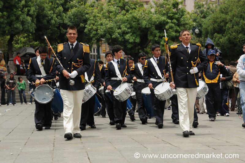 Sunday Band - La Paz, Bolivia