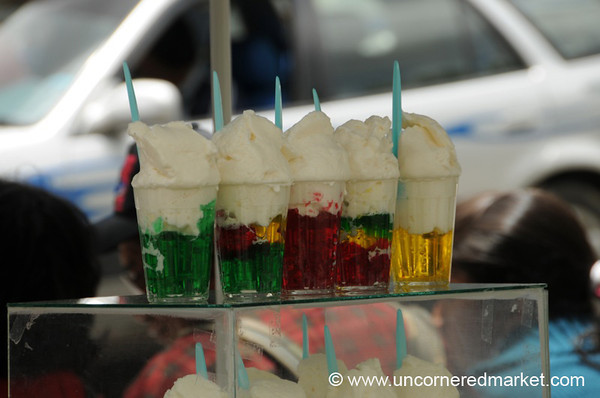 Bolivian National Dessert