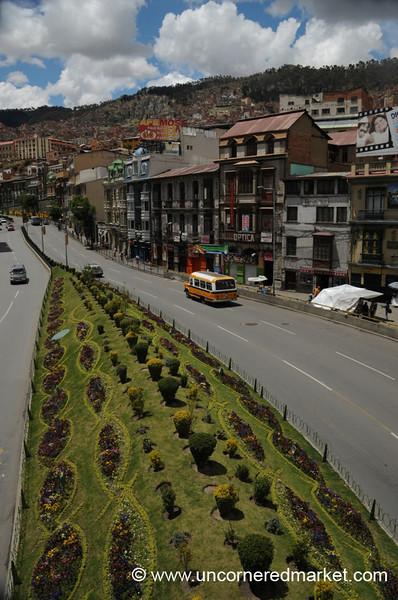 Street Color - La Paz, Bolivia