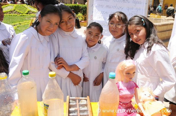 Handwashing Made Fun - Potosi, Bolivia
