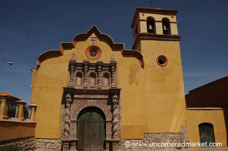 Jerusalem Church - Potosi, Bolivia