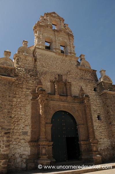 San Bernando Church - Potosi, Bolivia