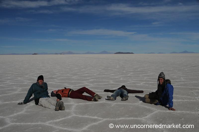Salt Lounge - Salar de Uyuni, Bolivia