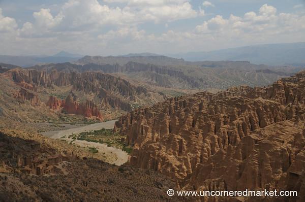 Sillar, Tupiza Canyons - Salar Tour, Bolivia