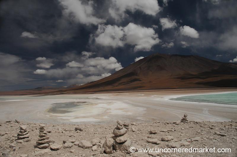 Laguna Verde Edge - Salar Tour, Bolivia