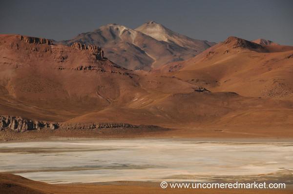 Desert Layers - Salar Tour, Bolivia