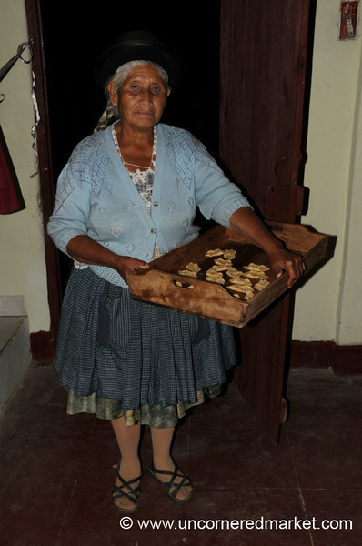 Making Sweets - Tarija, Bolivia