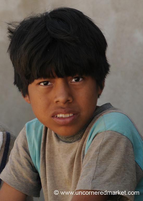 Tarija Boy - Bolivia