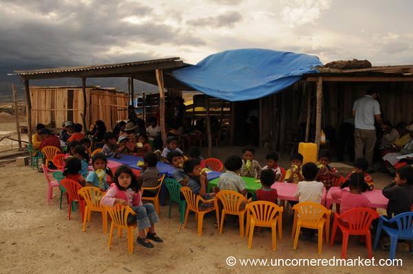 Snack Time - Tarija, Bolivia