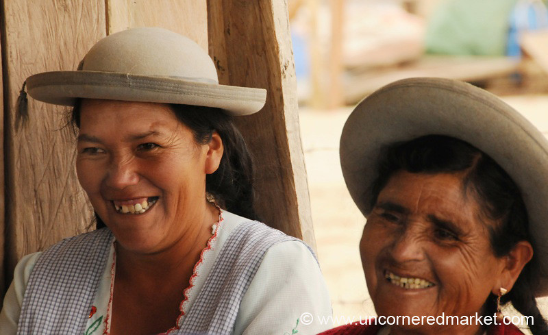 Funny Joke - Tarija, Bolivia