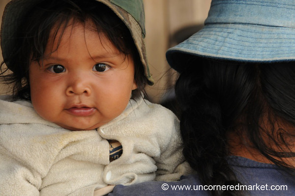Baby Face - Tarija, Bolivia