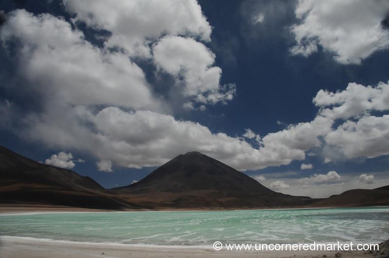Laguna Verde - Salar Tour, Bolivia