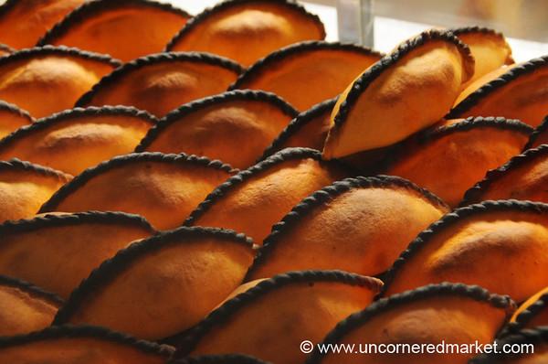 Saltenas, a Favorite Bolivian Snack