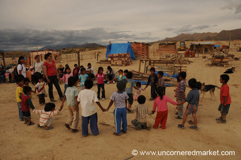 Ring Around the Rosie - Tarija, Bolivia
