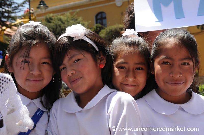 Shy and Coy - Potosi, Bolivia