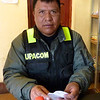 Bolivian Immigration Officer