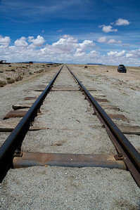 Location: Train Cemetery Uyuni Bolivia, South America