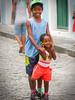Street Children, Salvador, Brazil