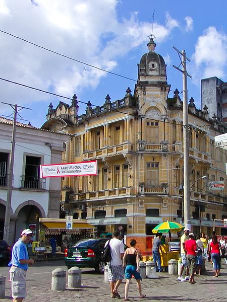 Government Building, Salvador, Brazil
