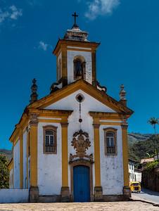 Igreja Nossa Senhora das Mercês e Misericórdia.