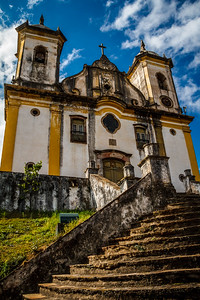 Church San Francisco de Paula.
