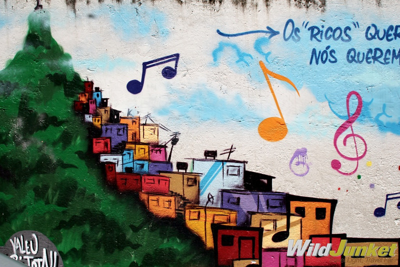 Favela thoughts