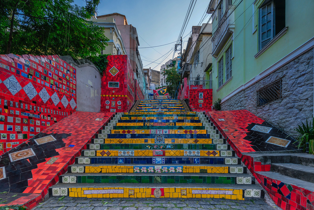 Things to do in Rio Lapa Steps