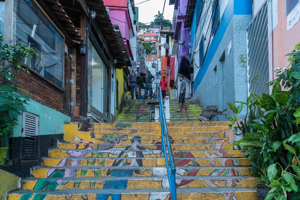 favelas of rio brazil
