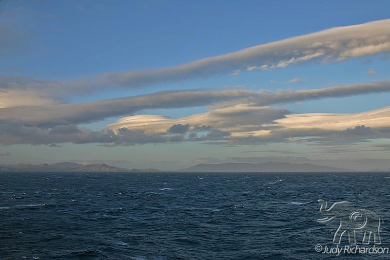 Cape Horn ~ Crossing Drake Passage