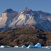 icebergs Lago & Cuernos