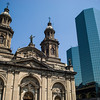 Plaza de Armas - Old & New Santiago